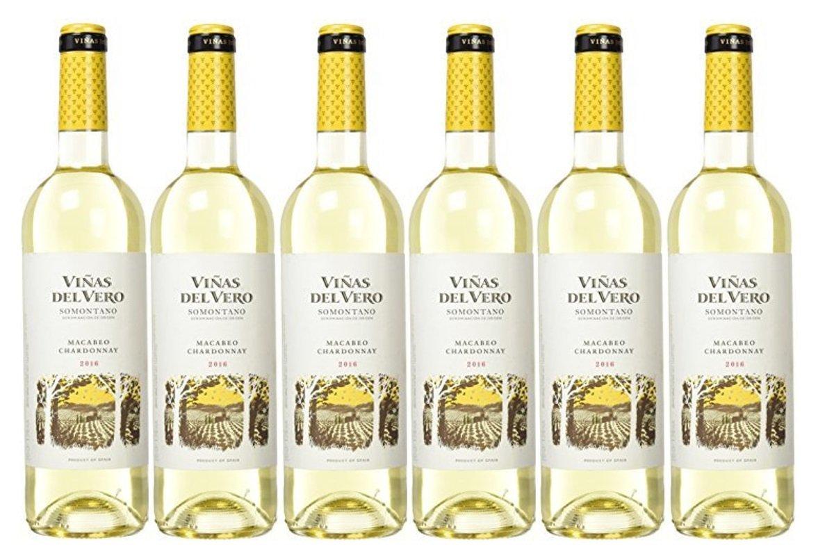 Viñas del Vero Macabeo-Chardonnay